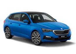 Teaserbild Škoda Scala Drive